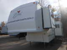 Used 2001 Forest River Cardinal 30RK Fifth Wheel For Sale