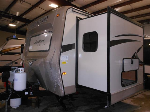 New 2015 Forest River Rockwood Signature Ultra Lite 8314BSS Travel Trailer For Sale