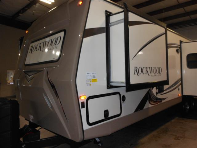 New 2015 Forest River Rockwood Ultra Lite 2904WS Travel Trailer For Sale