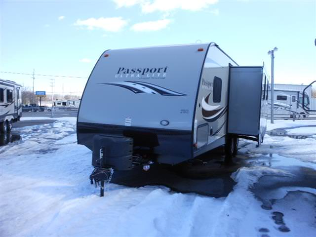New 2015 Keystone Passport 2510RB Travel Trailer For Sale