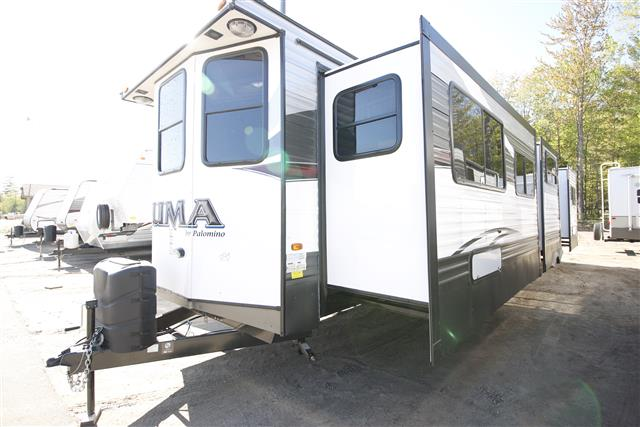 New 2016 Forest River Puma 39BHT Travel Trailer For Sale