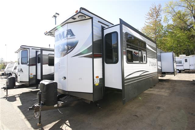 New 2016 Forest River Puma 39FKS Travel Trailer For Sale