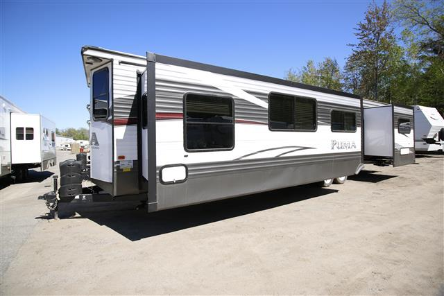 New 2016 Forest River Puma 39PFK Travel Trailer For Sale
