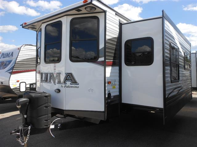 New 2016 Forest River Puma 32FKSL Travel Trailer For Sale