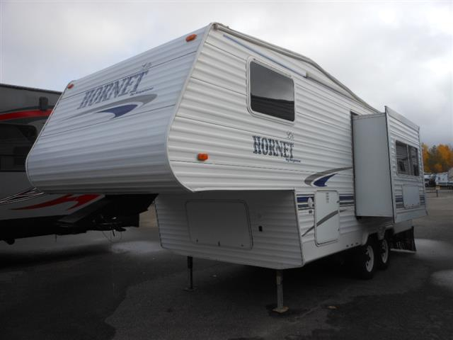 Used 2003 Keystone Hornet 235HL Fifth Wheel For Sale