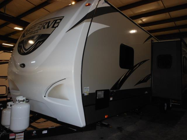 New 2016 Crossroads ZINGER REZERVE 33BH Travel Trailer For Sale