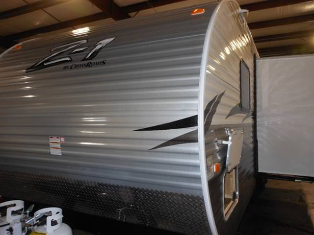 New 2016 Crossroads Z-1 302KB Travel Trailer For Sale