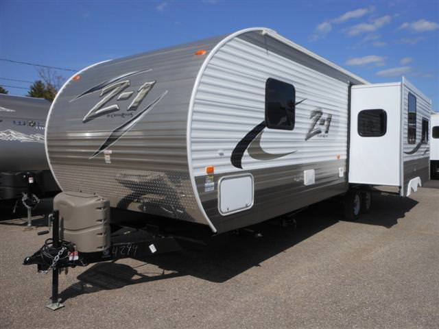 New 2016 Crossroads Z-1 291RL Travel Trailer For Sale