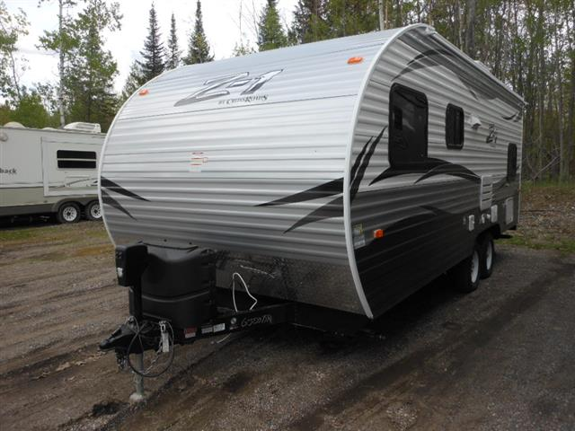 New 2016 Crossroads Z-1 208FL Travel Trailer For Sale