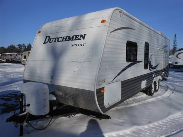 Used 2010 Dutchmen Classic 27B Travel Trailer For Sale
