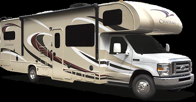 New 2015 Thor Chateau 31W Class C For Sale