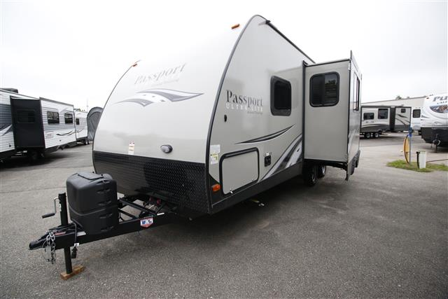 New 2016 Keystone Passport 2250RB Travel Trailer For Sale