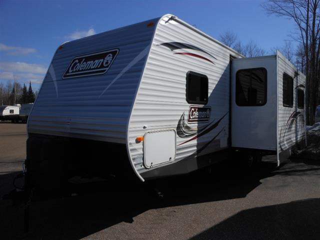 Used 2013 Dutchmen Coleman 270RL Travel Trailer For Sale