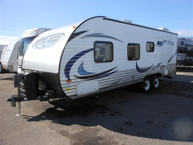Used 2015 Forest River SALEM CRUISE LITE 24RB Travel Trailer For Sale
