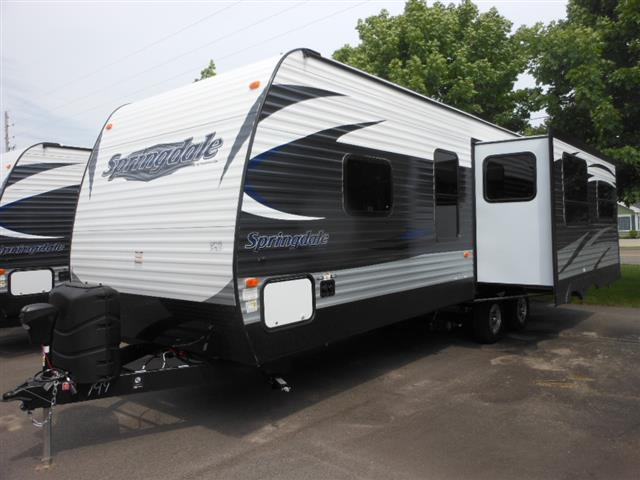 New 2016 Keystone Springdale 271RL Travel Trailer For Sale