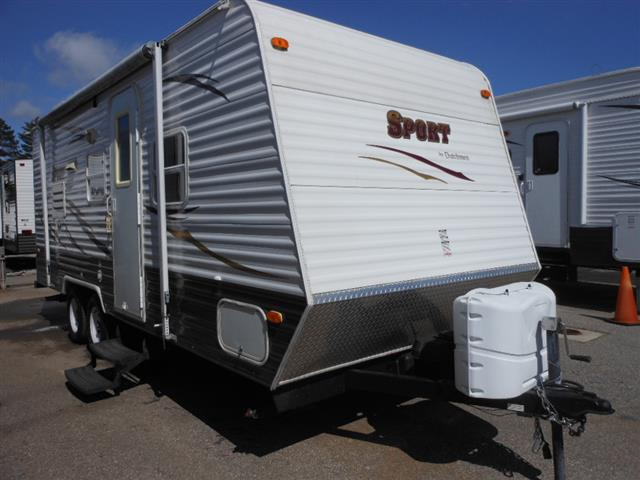 Used 2010 Dutchmen Sport 717RB Travel Trailer For Sale