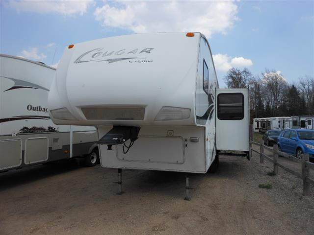 Used 2007 Keystone Cougar 276 Fifth Wheel For Sale