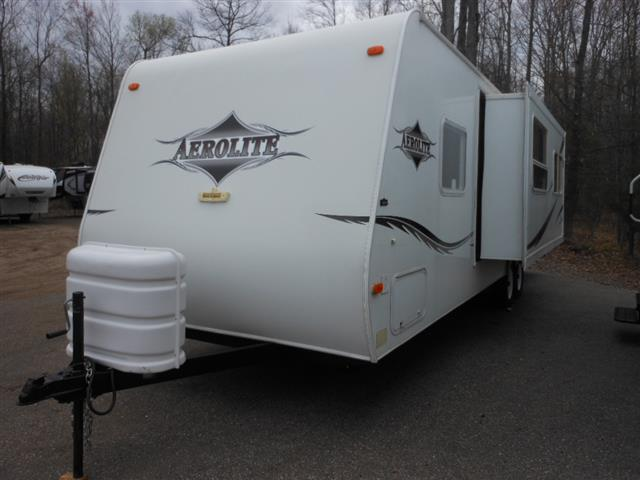 Used 2005 Dutchmen Aerolite 31BDSL Travel Trailer For Sale