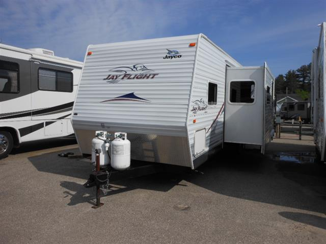 Used 2007 Jayco Jay Flight 31BHSS Travel Trailer For Sale