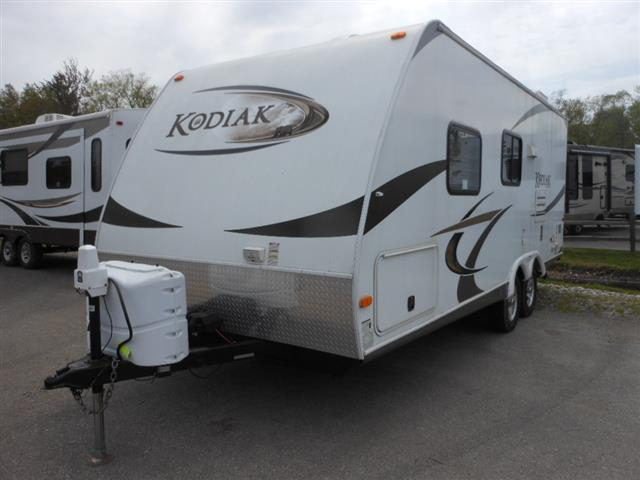 Used 2012 Dutchmen Kodiak 200QB Travel Trailer For Sale
