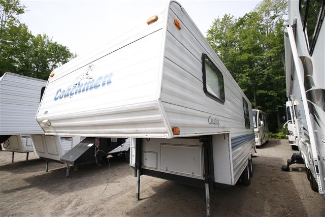 Used 1995 Coachmen Catalina 23RL Fifth Wheel For Sale