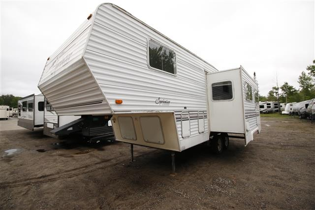 Used 1999 Keystone Sprinter 259RL Fifth Wheel For Sale
