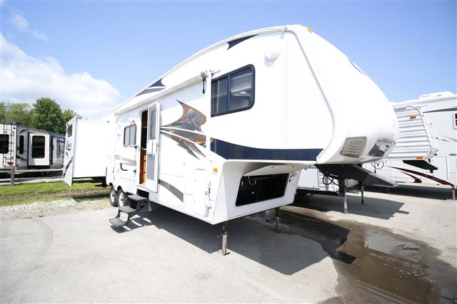Used 2009 Keystone Cougar 289BHS Fifth Wheel For Sale