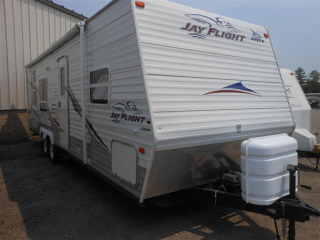 Used 2006 Jayco Jay Flight 29BHSS Travel Trailer For Sale