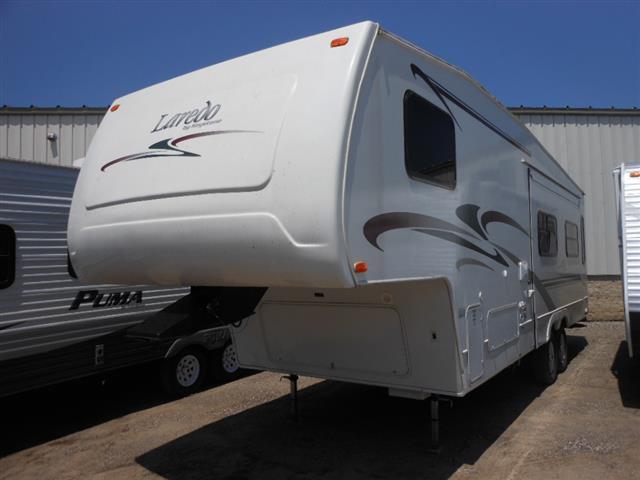 Used 2003 Keystone Laredo 29RLS Fifth Wheel For Sale