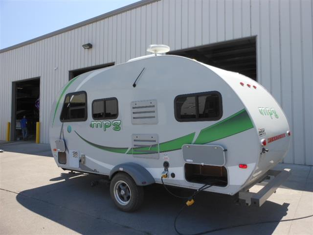 Used 2011 Heartland MPG 180 Travel Trailer For Sale
