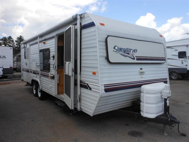 Used 2000 Sunline Sunline 27 Travel Trailer For Sale