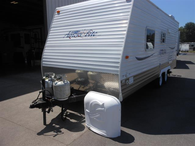 Used 2007 Gulfstream Amerilite 21MB Travel Trailer For Sale