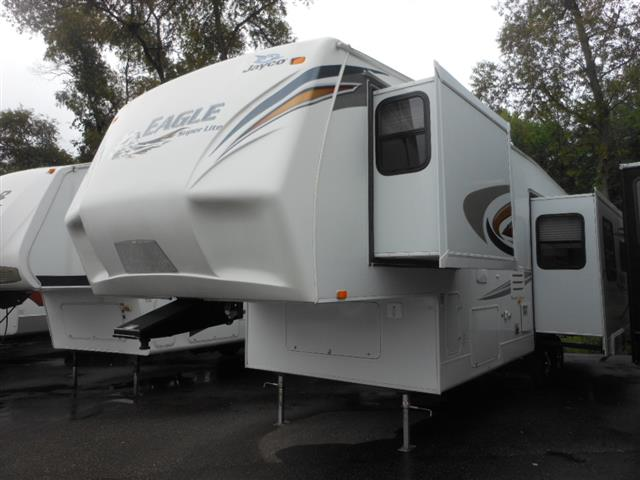 Used 2011 Jayco Eagle Super Lite 31RLDS Fifth Wheel For Sale