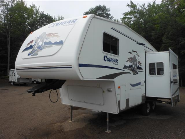 Used 2005 Keystone Cougar 245 Fifth Wheel For Sale