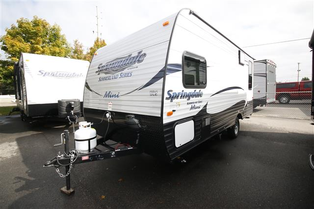 New 2016 Keystone Summerland 1750RD Travel Trailer For Sale