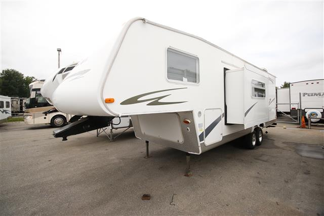 Used 2009 Sun Valley Extreme 26BH Fifth Wheel For Sale