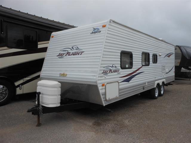 Used 2009 Jayco Jay Flight 26BH Travel Trailer For Sale