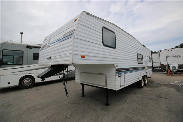 Used 1995 Fleetwood Mallard 27RK Fifth Wheel For Sale