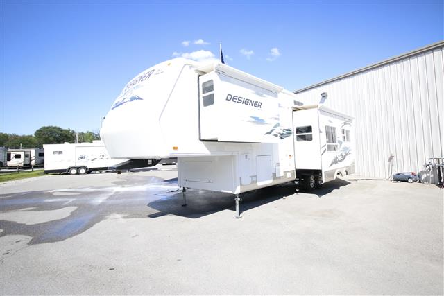 Used 2006 Jayco Designer 31RLTS Fifth Wheel For Sale