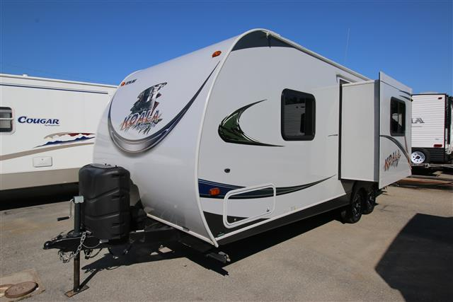 Used 2014 Skyline KOALA      21CS Travel Trailer For Sale