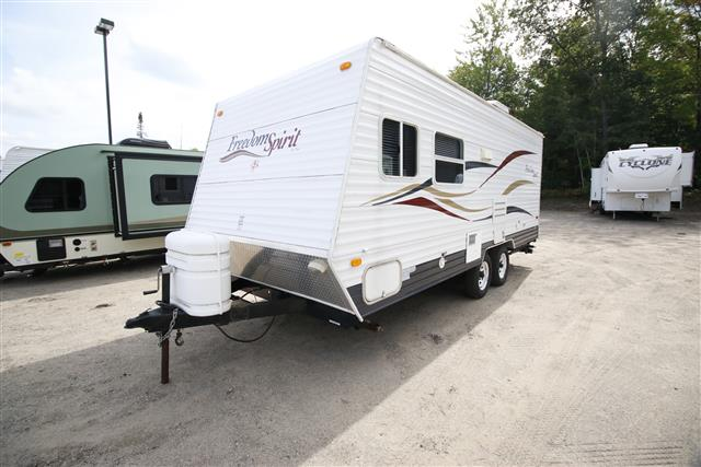 Used 2007 Dutchmen Freedom Spirit 240 Travel Trailer For Sale