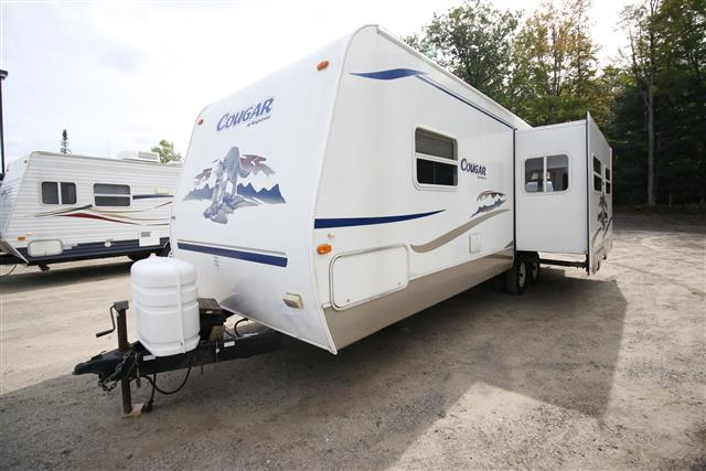 Used 2005 Keystone Cougar 294 Travel Trailer For Sale