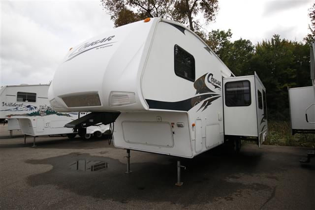 Used 2006 Keystone Cougar 289BHS Fifth Wheel For Sale