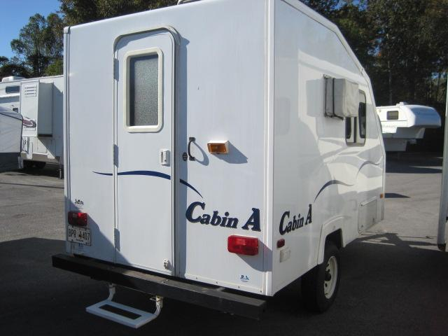 Aliner Cabin A Expedition Travel Trailer