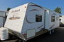 Used 2008 Dutchmen Dutchmen 25CGS W/SLIDE Travel Trailer For Sale