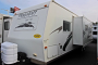 Used 2008 Forest River Flagstaff 27BHSS W/SLIDE Travel Trailer For Sale
