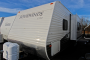 Used 2011 Fourwinds Four Winds 280BHG W/SLIDE Travel Trailer For Sale