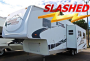 Used 2006 Americamp RV Summit Ridge 321QBS W/SLIDE Fifth Wheel For Sale