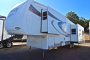 Used 2006 Keystone Challenger 34TB 3/SLIDES Fifth Wheel For Sale