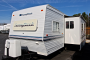 Used 2001 Sunnybrook Sunnybrook 29RB W/SLIDE Travel Trailer For Sale